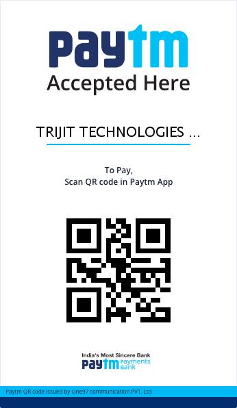 Paytm Scan Code