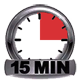 15 Minutes Response Time Support
