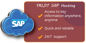 SAP Hosting India by TRIJIT